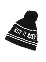 (W)KEEP IT ROXY BEANIE