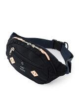 anello 超軽量高密度織ウエストバッグ
