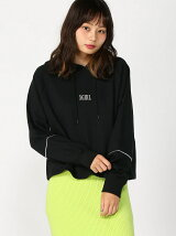 CROPPED SWEAT HOODIE