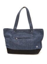 (A)DENIM TOTE BAG