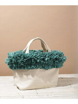 LP FLOWER BASKET TOTE