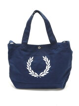 (A)LAUREL WREATH CANVAS TOTE BAG