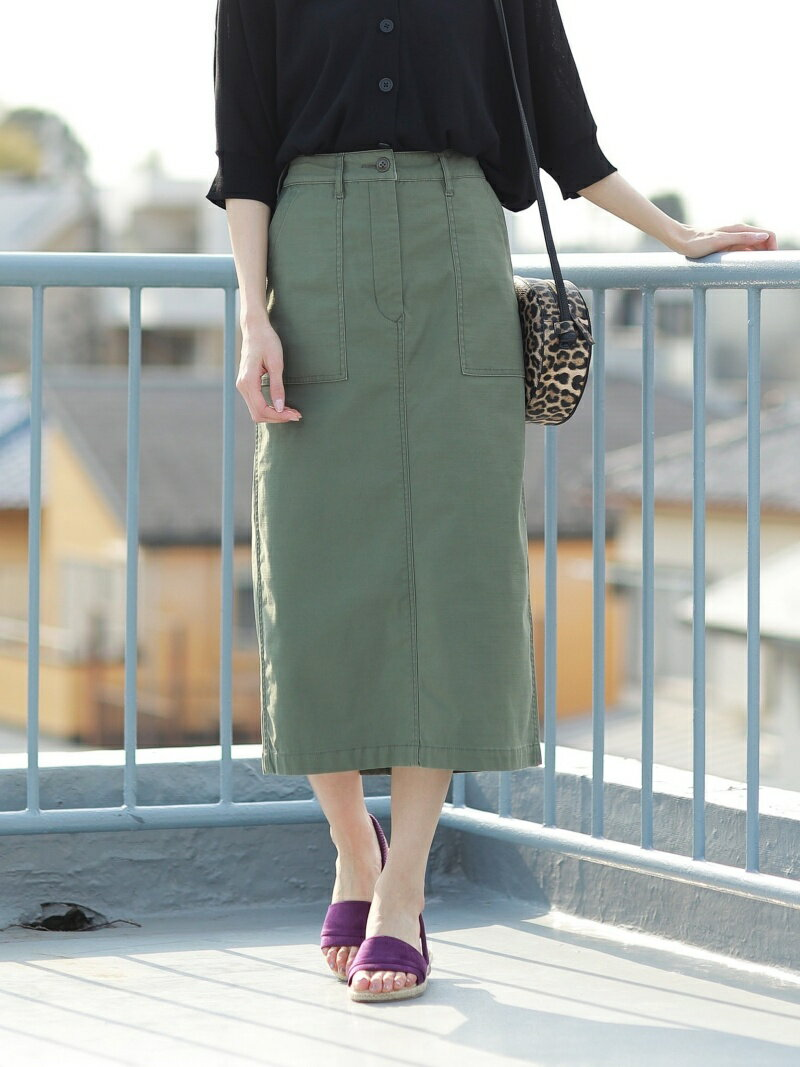 【SALE/20%OFF】ストレッチベイカータイトスカート コーエン スカート【RBA_S】【RBA_E】