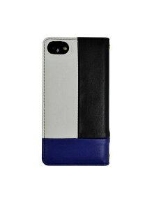 iPhone8 iPhone7/6s/6【SLY/スライ】 「COLOR BROCKING」 手帳ケース