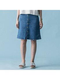 【SALE/50%OFF】Levi's デニムボタンスカートMIDSUMMER'SDREAM リーバイス パンツ/ジーンズ フルレングス