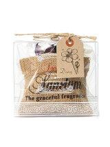SANCTUM-JUTE BAG POTPOURRI【ポプリバッグ】
