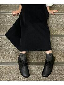 CAMPER [カンペール]RIGHTNINA/ブーティプレーントゥフラットヒール カンペール シューズ ドレスシューズ ブラック【送料無料】