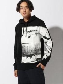 【SALE/50%OFF】Calvin Klein Jeans 【カルバン クライン ジーンズ】 メンズ ANDY WARHOLスウェットパーカー カルバン・クライン カットソー パーカー ブラック ホワイト【送料無料】