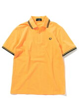 FRED PERRY:【M12】ENGLAND ポロシャツ