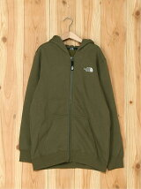 THE NORTH FACE/rearview fullzip hoodie キッズ用スウェット