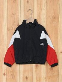 adidas Sports Performance スポーツ 2 ストリート パデッドジャケット [Sport 2 Street Padded Jacket] アディダス(キッズ/子供用) アディダス コート/ジャケット キッズアウター ブラック ネイビー【送料無料】