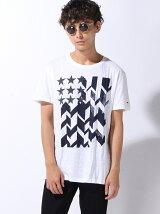 (M)Hilfiger Denim/スラブコットンTシャツ