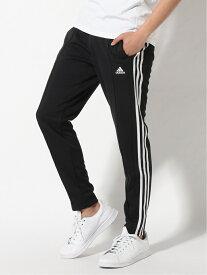 【SALE/44%OFF】adidas Sports Performance マストハブ 3ストライプス トラックパンツ(ジャージ)[Must Haves 3-Stripes Track Pants] アディダス アディダス スポーツ/水着 ジャージ ブラック