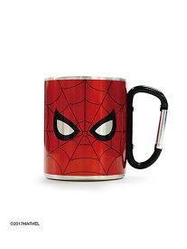 MARVEL COLLECTION MARVEL COLLECTION/カラビナマグ スパイダーマン アントレスクエア 生活雑貨 キッチン/ダイニング レッド