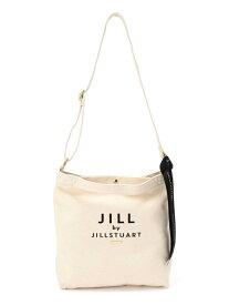 【SALE/30%OFF】JILL by JILLSTUART JJショルダートートバッグ ジル バイ ジルスチュアート バッグ バッグその他 ホワイト【送料無料】