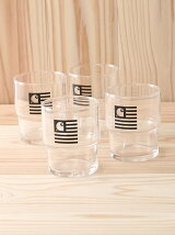 STACKABLE GLASSES (4pcs)