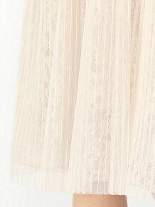 【Narcissus】ヌーディレースドレス