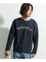 MAGIC NUMBER REVERSIBLE SWEAT