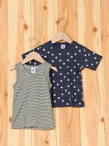 (K)RDCタンクトップ&半袖Tシャツセット