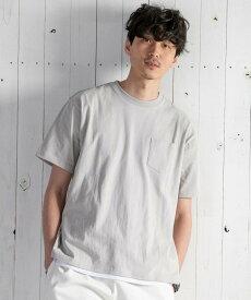 【SALE/50%OFF】coen USAコットンクルーネックTシャツ コーエン カットソー Tシャツ グレー ホワイト ブラック ベージュ