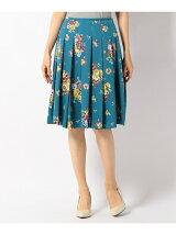 ヴィンテージフルールプリント スカート