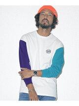 RPクレイジーパターンTシャツ LS