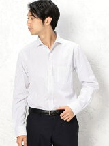 SLIM ICE COTTON S/ST CUTAWAY シャツ<接触冷感>
