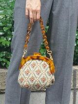 ゴブランチェーンバッグ