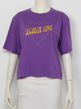 LEGALIZE LOVE T/SH