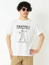 FUJI ROCK FESTIVAL'17 × BEAMS / NAIJEL GRAPH Tee Shirts