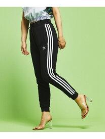adidas Originals スリム カフ パンツ [SLIM PANTS] アディダスオリジナルス アディダス パンツ/ジーンズ スウェットパンツ ブラック【送料無料】
