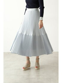 JILLSTUART ◆シャノンスカート ジルスチュアート スカート スカートその他 ブルー ベージュ【送料無料】