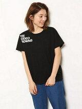 ショルダーロゴ Tシャツ