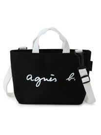 agnes b. ENFANT ENFANT/(K)S137 E SAC バッグ アニエスベー バッグ キッズバッグ ブラック【送料無料】