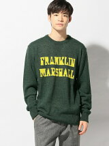 FRANKLIN&MARSHALL/(M)ロゴニット