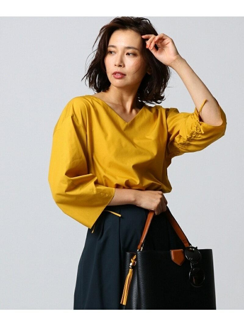 【SALE/50%OFF】UNTITLED ファインブロードシャツ アンタイトル シャツ/ブラウス【RBA_S】【RBA_E】【送料無料】