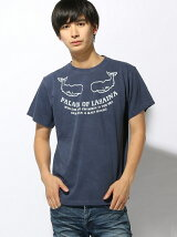 GOOD ON/(M)GO WHALE TEE