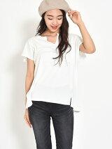 ピグメントポケットTシャツ