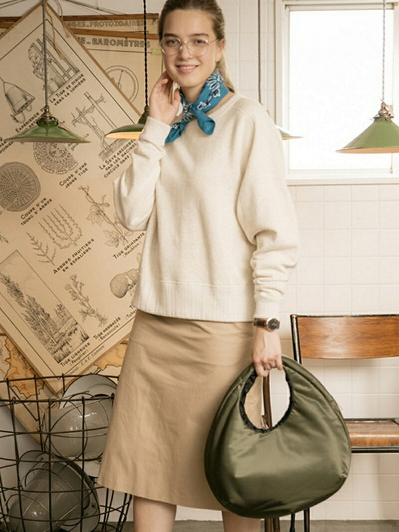 【SALE/50%OFF】russet Ring Bag(THE CLOUDS) ラシット バッグ【RBA_S】【RBA_E】【送料無料】