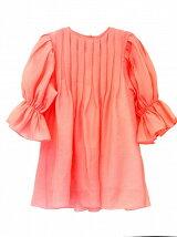 organdy tunic blouse