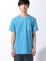 RVCA メンズ Tシャツ KESLEY DOODLE