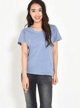 ピグメント半袖Tシャツ