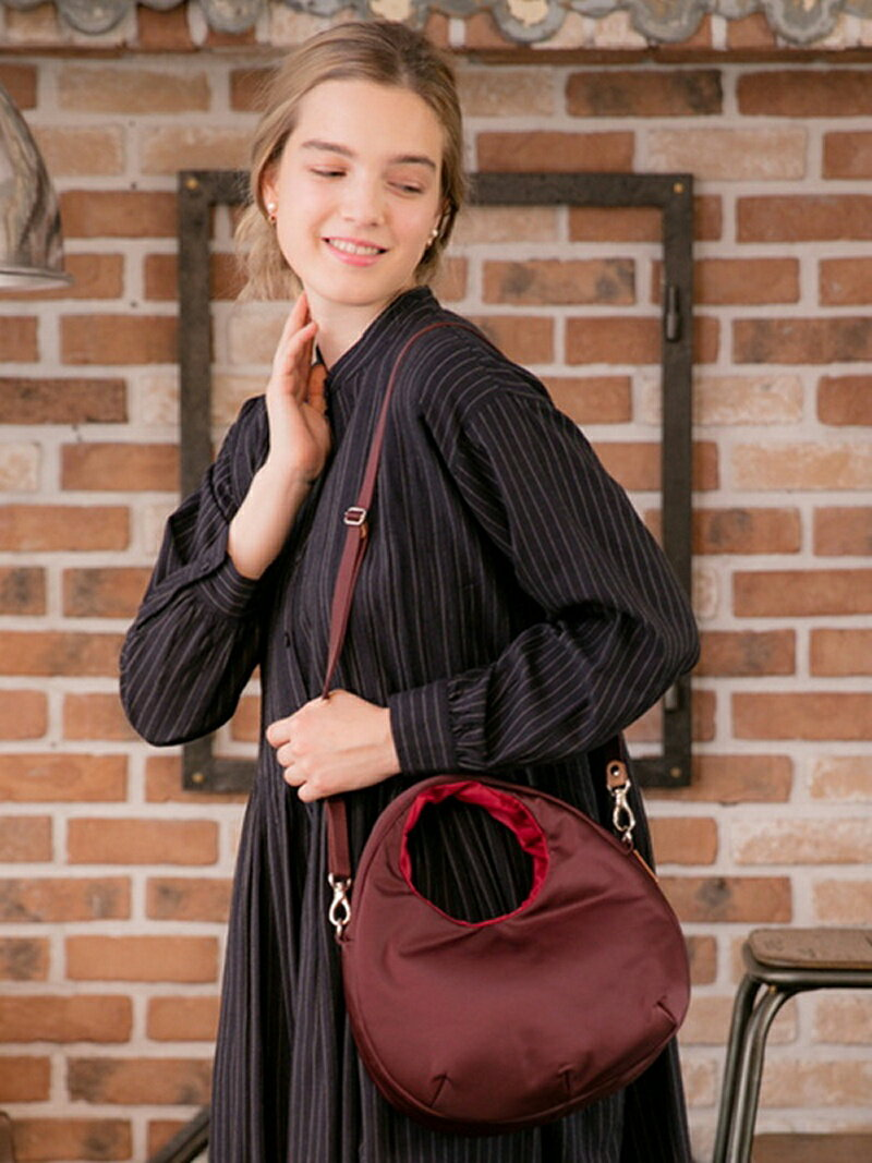 【SALE/50%OFF】russet Ring Mini Bag(THE CLOUDS) ラシット バッグ【RBA_S】【RBA_E】【送料無料】