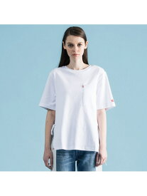 【SALE/30%OFF】Levi's レースアップTシャツ TOTAL WHITE リーバイス カットソー Tシャツ