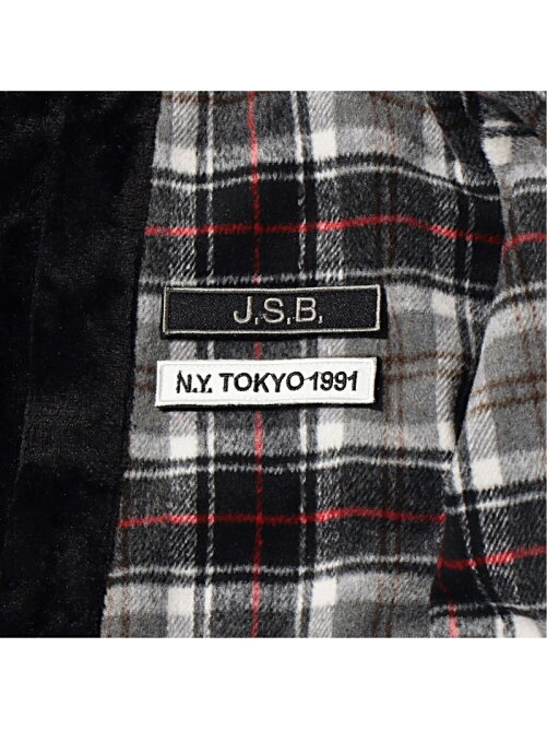 J.S.B./(M)Check Gown