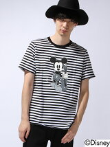 BORDER T-SHIRTS_NUMBER (N)INE_KR