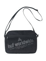 【HUF】WIRE FRAME SHOLUDER BAG ハフ バッグ