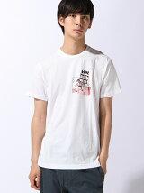 RVCA メンズ Tシャツ BARRY 1