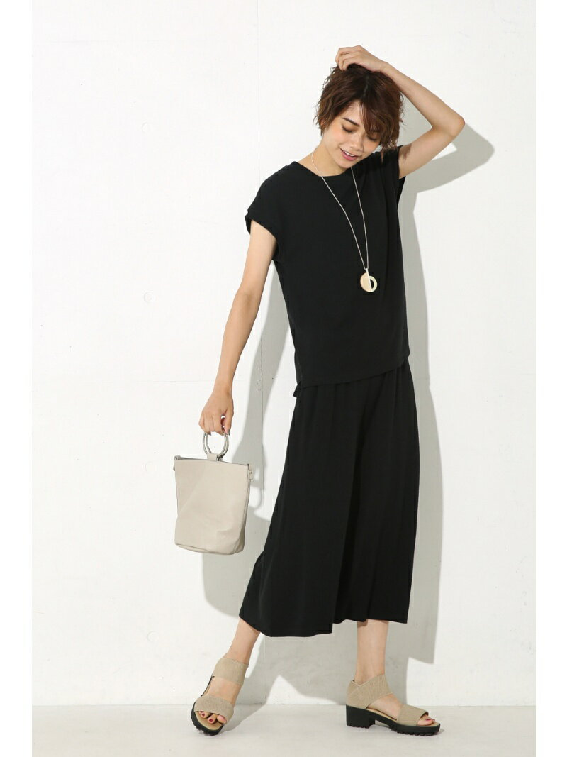 【SALE/70%OFF】AZUL by moussy ピグメントSET UP アズールバイマウジー ワンピース【RBA_S】【RBA_E】