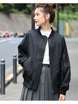 B:MING by BEAMS / ルーズ MA-1 20AW